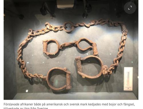 Rasismen har sin historia både i USA och Sverige