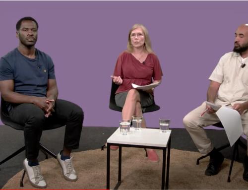 Tv-samtal med Forum för levande historia
