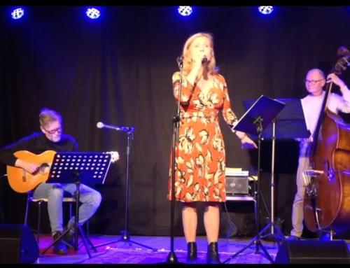 Äntligen en jazzkväll med trion!
