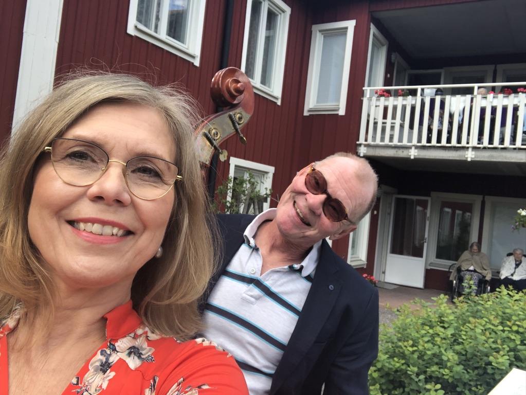 Jazz och visa på Vigmund med Ripenberg & Hugardt